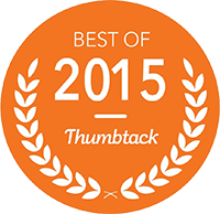 Thumbtack Best of 2016 Featured Pro