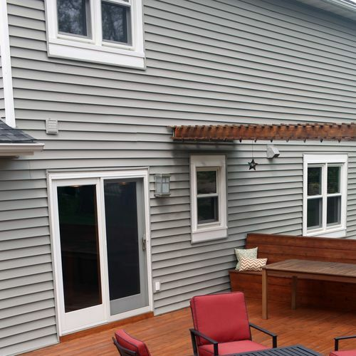 A Roofer with Our Company Can Install Your Siding and More!